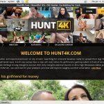 Free Hunt 4k Codes