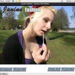 Free Janina Fashion Accounts Premium