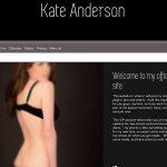 Free KateAnderson Pass