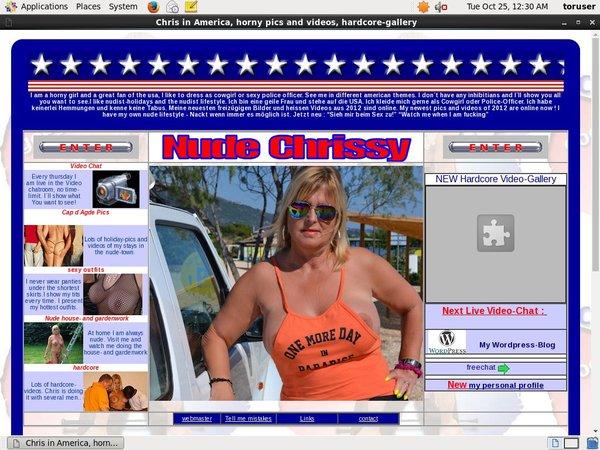 America In Chris Discount Membership